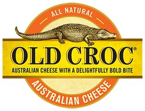Old Croc Australian Retail Sharp Cheese